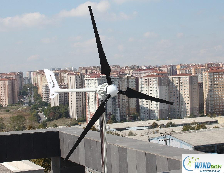 Ветрогенераторы Ista Breeze