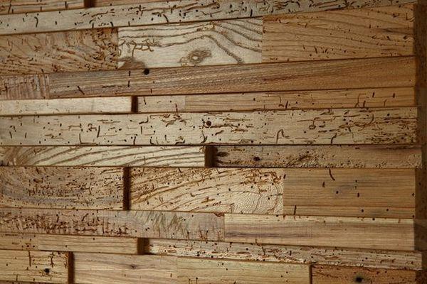 Старая древесина, приминение