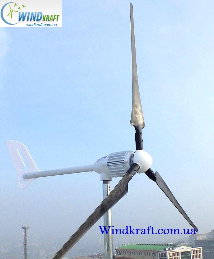 Ветрогенератор ista breeze i1000 24В 1000Вт